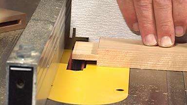 Tenoning Jig Craftsman Table Saw