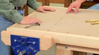 Woodsmith workbench plans free homemade