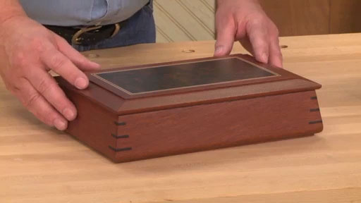 how to build a keepsake box